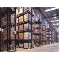 Quality Metal Warehouse Pallet Storage Racks CE Certificated 500 - 5000 KG / Level wholesale