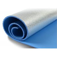 Quality Colored Heat Insulation Material / Heat Resistant Foam Insulation Anti Scratch wholesale