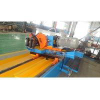 Quality Portable Shop Metal Working Pipe Cold Cutting Machine Blue Color wholesale