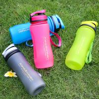 Quality 600mL/20oz  Outdoor  Sports  Drinks Bottle BPA free Water Bottle Customized Logo frosted matte surface Factory Wholesale wholesale
