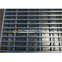 Quality LTA / HDB Vehicular Heavy Duty Steel Grating For 70 X 6 Bearing Bar Size wholesale