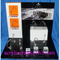 Quality Table top acrylic watch display stand for advertising in watch store wholesale