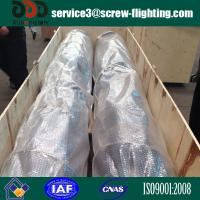 Quality manganese steel spiral blade for rice harvester wholesale