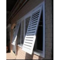 Quality Sliding / Single-hung PVC Window And Door With Double Glazed Glass wholesale