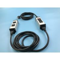 Quality Twin Aluminum Shell Workbench Power Strip With 4 Receptacles / Extra Long Cord wholesale