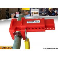 Quality Economic Security Ball Valve Lockout  wholesale
