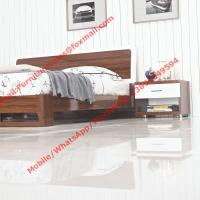 Cheap Fashion Brilliance latest bedroom suite furniture designs in high glossy painting melamine for sale