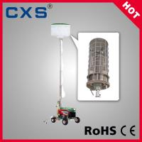 Quality High Power Diesel Mobile Lighting Tower 6M Height energy saving wholesale