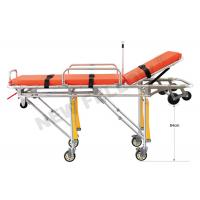 China Emergency Rescue Aluminum Alloy Ambulance Stretcher Cot For Fire Fighting on sale