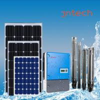 Quality Single Phase Hybrid 3HP Solar Pump Inverter For Irrigation Fanless IP65 15 Years Lifespan wholesale
