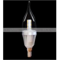 Quality candle Led light bulbs supplier with CE, FCC and ROHS certification wholesale