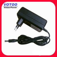 Quality Two Pin 5V DC 3000mA / 3A AC DC Power Adapter , 5.5 mm 2.5 mm AC Adapter Charger wholesale