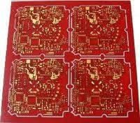China 4 Layers FR4 Multilayer PCB for Camera on sale