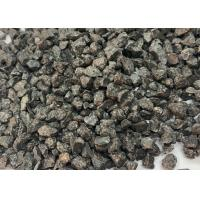 China Self Sharpening Brown Aluminuim Oxide Bamaco Grit Titling Furnace SiO2 1.0%Max on sale