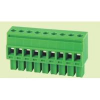 Quality Brass Conductor PCB Terminal Block Solder Terminal Block UL94 V-O 28-16 AWG wholesale