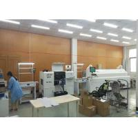 SMD LED Pick And Place Machine / SMT Chip Mounter With Platform 1200X300mm