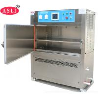 Quality CE UV Aging Test Chamber , Simulate Environmental Solar UV Test Equipment With UVA 340 Lamp wholesale