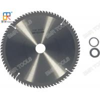 China 8 x 80T Wood Cut Saw Blade with YG6 tungsten carbide tipps long working life on sale