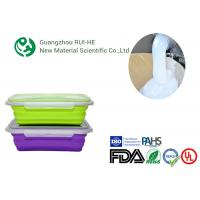 Quality 100% Food Grade Silicone Rubber for Kitchen tools  and Making Mold Silicone Baking Mold wholesale