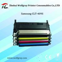 Buy cheap Compatible for Samsung CLT-409S toner cartridge from wholesalers
