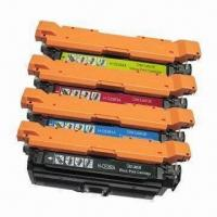 Quality Remanufactured Color Toner Cartridge CE260X-CE263A, for HP CP4025n, CP4025dn, CP4525n and CP4525dn wholesale