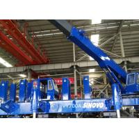 Quality VY700A Hydraulic Static Pile Driver , safety operation pile driving machine wholesale