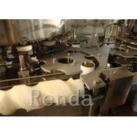 Quality Fully Automatic Carbonated Drink Filling Machine Beverage Bottling Equipment SUS304 wholesale