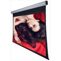 """Quality Wall Ceiling 3D Tab Tensioned Motorised Projection Screens 120"""" For Home Cinema wholesale"""