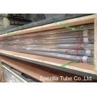 Quality EN10217-7 Stainless Steel Instrumentation Tubing Welding SS Pipe ASTM A269 1.4301 1.4307 wholesale