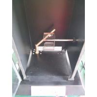 Cheap Building Material Smoke Density Test Apparatus , Vertical Flame Test Chamber for sale