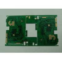 Quality BGA Multilayer PCB Board with Stamp Holes / Vias , 6 Layer PWB wholesale