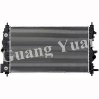 Quality Automatic Transmission GMC Radiator Replacement , Chevy Cruze Radiator 13199 OEM 1300305 13310787 wholesale