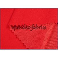 Quality 150D Yarn Knit Brushed 100% Polyester Super Poly Fabric for Track Suits wholesale