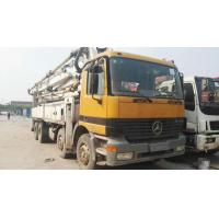 Quality 42M SCHWING Second Hand and Used Concrete Pump Truck wholesale