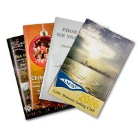 Quality folded mini High Grade full color booklet printing wholesale