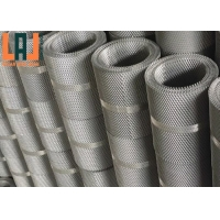 2x3 Diamond Micro Expanded Metal Mesh Stainless Steel Small Hole for sale