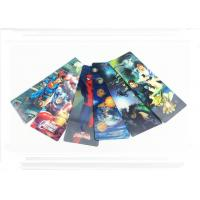 Quality PET / PVC / PP Custom Lenticular Printing With Disney Fama For Movie wholesale
