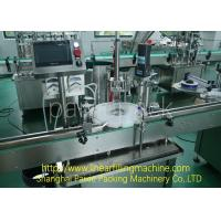 China Durable Liquid Filling Equipment / CE Small Bottle Filling Machine on sale
