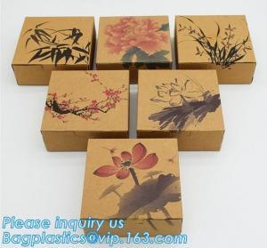 China Custom Made Real Shaving Shower Soap Box window soap box,Carton Box Customized Luxury Soap Cardboard Packaging Box pack on sale