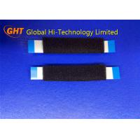 Quality 20 Pin Flexible Shielded FFC Cable Flat Ribbon Cable With  Black PU foam wholesale