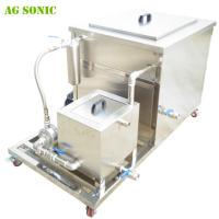 China Industrial Ultrasonic Cleaner for the Motorcycle Industry to Remove Tough Paint , Rust on sale