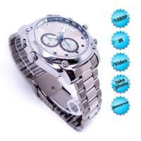 Quality 8GB HD 1080P Waterproof Spy Watch Camera Mini Digital Video Recorder W/ Night Vision wholesale