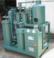 China Automotive Lubricating oil purification plant hydraulic oil vacuum dehydration gear oil renewable Plant on sale