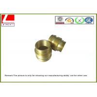 Buy cheap Professional Precise High Speed Machining Brass Precision Components product