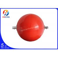 Cheap AH-AWS Powerline aviation marker ball for overhead transmission line for sale