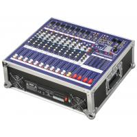 China High Power Dj Audio Mixer 550W*2  12Channels Mixing Console PM2000USB on sale