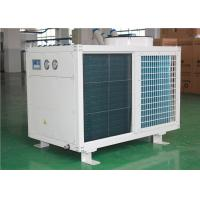Quality 18000W Large Airflow Portable Spot Air Conditioner , Compressor Starter Overload wholesale