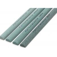 Quality Half Round Green Silicon Carbide Sharpening Stone Abrasive Sticks wholesale