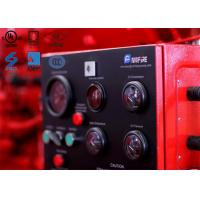 Quality FD50 Primary Resistor Jockey Pump Controller For Subway Stations Red Color wholesale