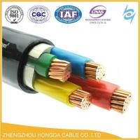 Quality New Product 1kv 4 Core 120mm2 Copper Conductor PVC Insulated Cable Manufacturer wholesale